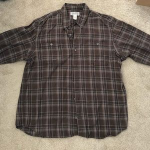 Duluth Trading Flannel Shirt